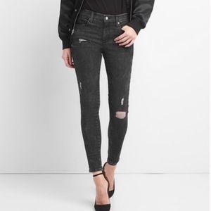 Gap Denim Sculpt True Skinny Jeans